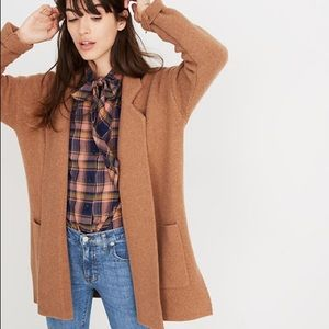 Made well Spencer Sweater Coat